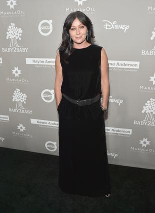 Σάνεν Ντόχερτι: Η πρώτη εμφάνιση μετά την αποκάλυψη για τον καρκίνο [photo]