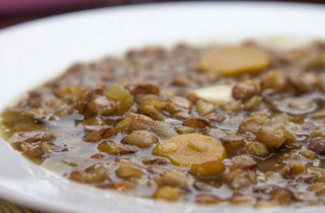 Οι πιο νόστιμες φακές (σούπα & σαλάτα) αλ Καρούζο