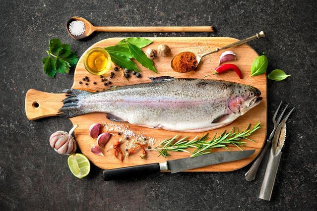 Πώς μαγειρεύουμε τα ψάρια;