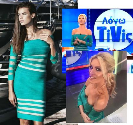 Fashion TV: Οι καλοντυμένες της εβδομάδας 20-27 Νοέμβρη