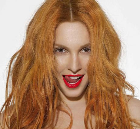 H συγκλονιστική αλλαγή στο χρώμα μαλλιών της Τάμτα!