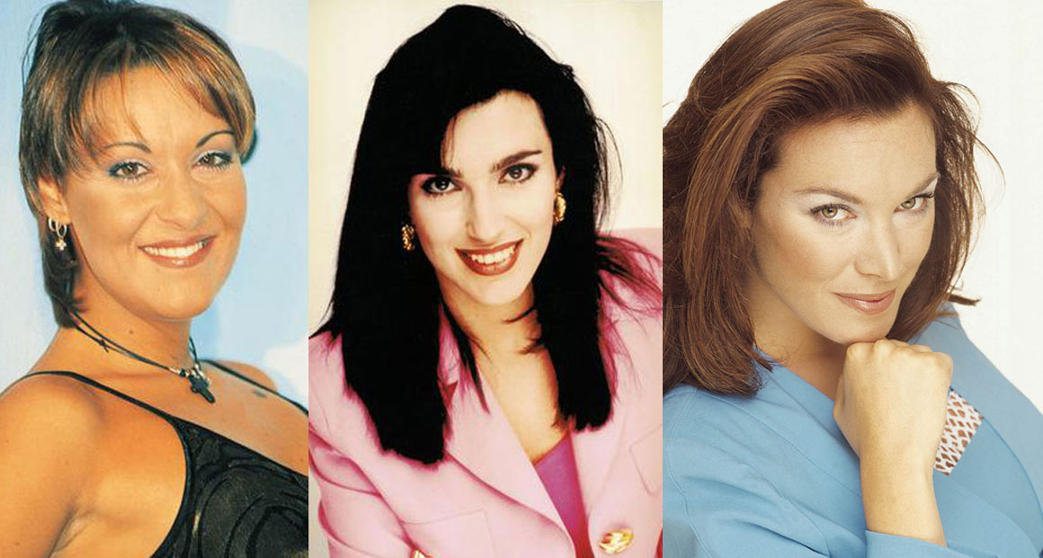 cbd27c2250da Διάσημες κυρίες της ελληνικής TV που έχουν τον... αγέραστο ...