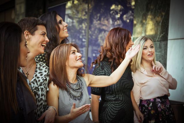 Τα χτενίσματα των editors του WomenOnly από τα κομμωτήρια Δοξόπουλος