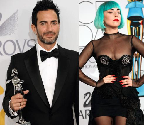 Ανάμεσα στους νικητές της βραδιάς, ο Μαρκ Τζέικομπς και η Lady Gaga