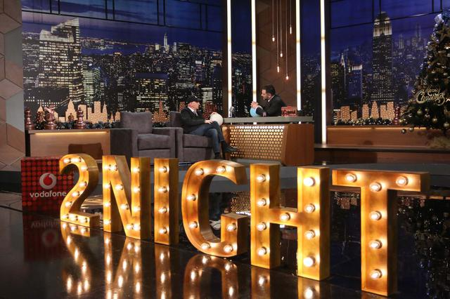 Τι θα δούμε στο 2night Show ανήμερα των γενεθλίων του Γρηγόρη [photos]