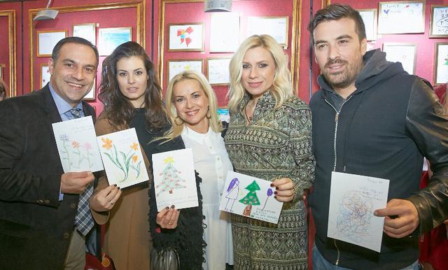 Η ΟΠΑΠ, με τη βοήθεια όλων μας, αυτά τα Χριστούγεννα πραγματοποιεί πάνω από τρεις χιλιάδες ευχές των παιδιών της ένωσης «Μαζί για το παιδί»