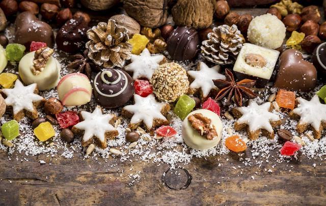 Ποια γλυκά παχαίνουν λιγότερο;