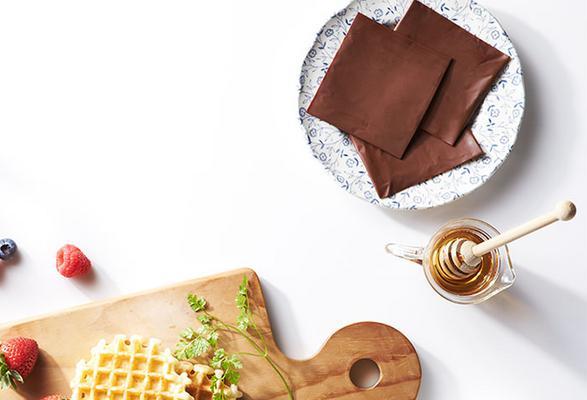 Σοκολάτα σε φέτες! Έρχεται για να μείνει;