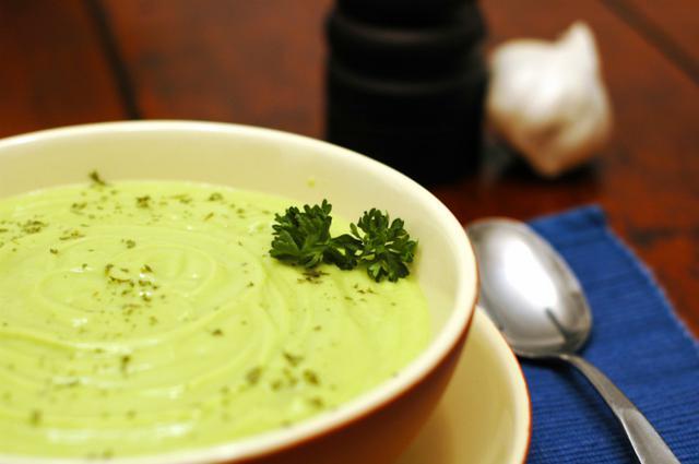 Σούπα αβοκάντο