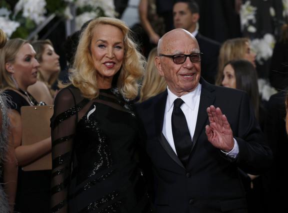 Τζέρι Χολ & Ρούπερτ Μέρντοχ: Παντρεύονται και το ανακοίνωσαν στους Times