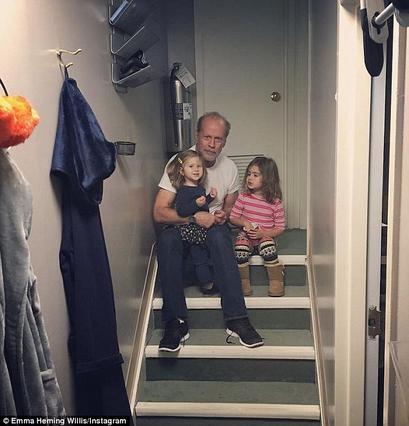Οι μικρές κόρες του Μπρους Γουίλις δεν είναι πια ΕΤΣΙ -Δες πόσο μεγάλωσαν [photos]
