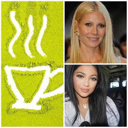 Το τσάι που λατρεύουν Γκουίνεθ Πάλτροου & Κάιλι Τζένερ