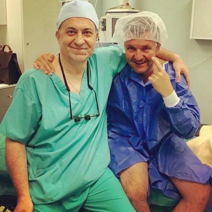 Γνωστός παρουσιαστής στο χειρουργείο: Τι συνέβη