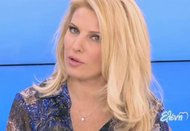 Χαμός στο πλατό όταν ο γιατρός μίλησε στην Ελένη για τη σεξουαλική της ζωή [vds]