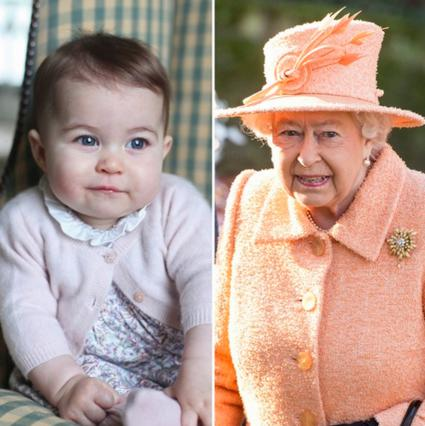 Σαρώνει η πριγκίπισσα Σάρλοτ -Κέρδισε μέχρι και τη βασίλισσα