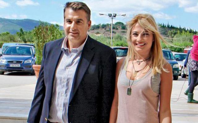 Η έξοδος του Γιώργου Λιάγκα μετά την είδηση του διαζυγίου [Photo]