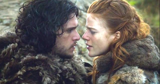Ο «Τζον Σνόου» και η «Ίνγκριντ» του Game of Thrones στις Σπέτσες -Ιδού τα πειστήρια [photos]