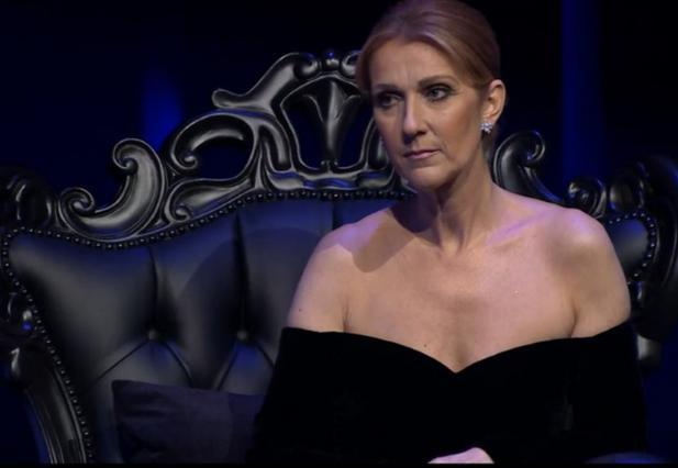 Σελίν Ντιόν: Το  αντίο  στον Ρενέ και το ντεκολτέ που συζητήθηκε πολύ [photo & vds]