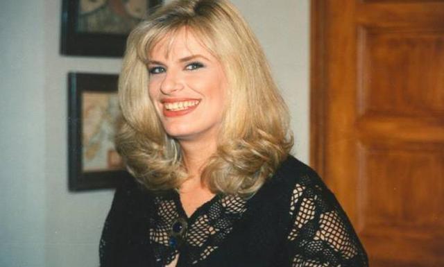 Νατάσα Μανίσαλη: Το τραγικό χτύπημα που την  τσάκισε  πριν το θάνατο της!