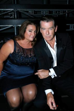 Πιρς Μπρόσναν και σύζυγος σήμερα & πριν από 20 χρόνια [photos]