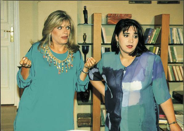 Οι συμπρωταγωνίστριες της Μανίσαλη θρηνούν για το χαμό της