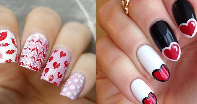 <p>Πάρε ιδέες από τα πολά και διαφορετικά σχέδια στα νύχια για τη γιορτή των ερωτευμένων!</p>