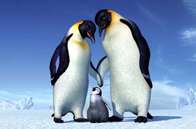 «Happy Feet»: Η «πιγκουινομανία» σαρώνει παγκοσμίως