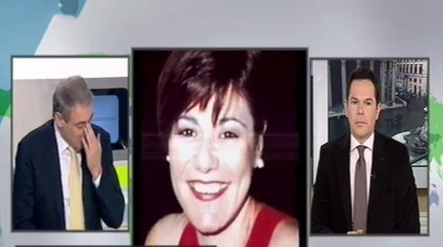 Λύγισαν  on air Χασαπόπουλος - Τάκης για το χαμό της Παπουτσάκη [vds]