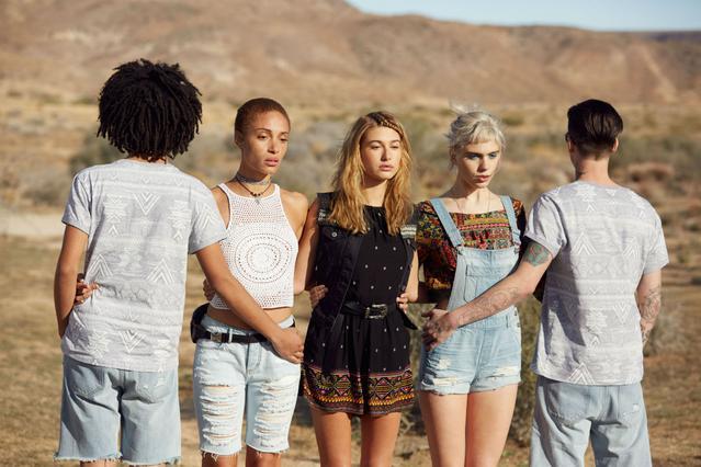 Η H&M συνεργάζεται με το παγκοσμίως διάσημο μουσικό φεστιβάλ Coachella