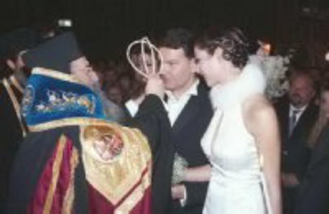 Μετά το γάμο, ο πελαργός!