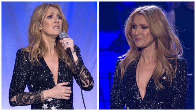 Τα δάκρυα της Σελίν Ντιόν στην πρώτη συναυλία μετά τον θάνατο του Ρενέ