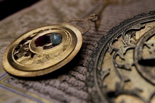 Η συλλογή κοσμημάτων  NOUR  της Έλενας Σύρακα ταξιδεύει στην Ανατολή