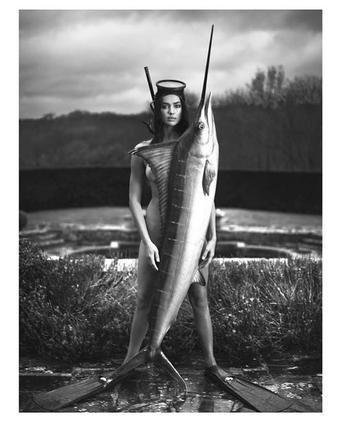 Η πιο προκλητική φωτογράφηση της Ιρίνα Σάικ -και των οπισθίων της [photos]