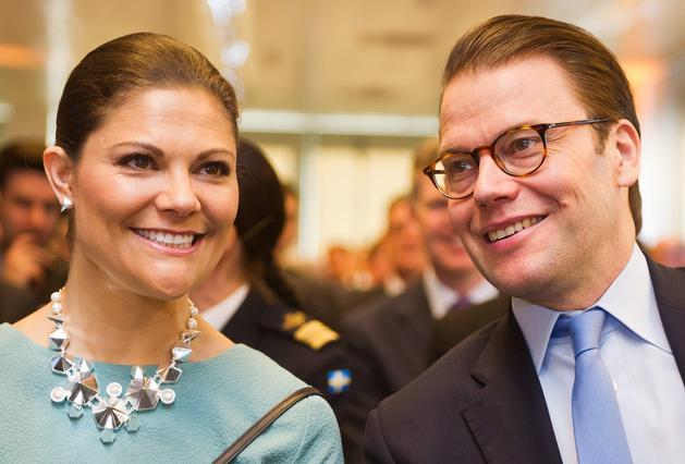 Πριγκιπικά γεννητούρια στη Σουηδία