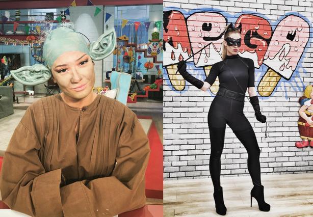 H Catwoman Ντορέττα με το ΛεΠά σάρωσε στην τηλεθέαση