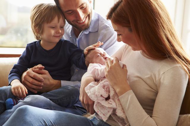 2ο παιδί: Πώς αλλάζει τη ζωή σου