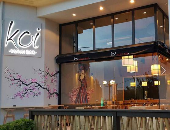 Koi: To νέο Sushi Bar στα Μελίσσια που έρχεται για να μείνει