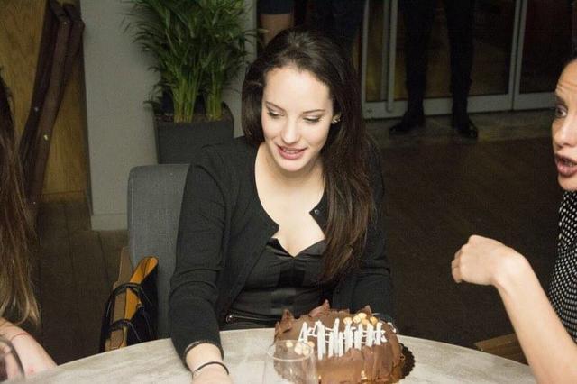 Νεφέλη Λιβιεράτου: Έκλεισε τα 16 - φωτογραφίες από τα γενέθλια της!