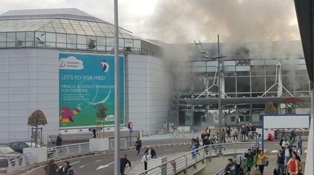 Εφιάλτης στις Βρυξέλλες: Ακόμη μετρούν τις πληγές από το διπλό χτύπημα