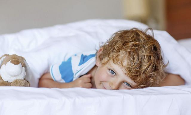 «Βρέχεται» ακόμα στο ύπνο του...