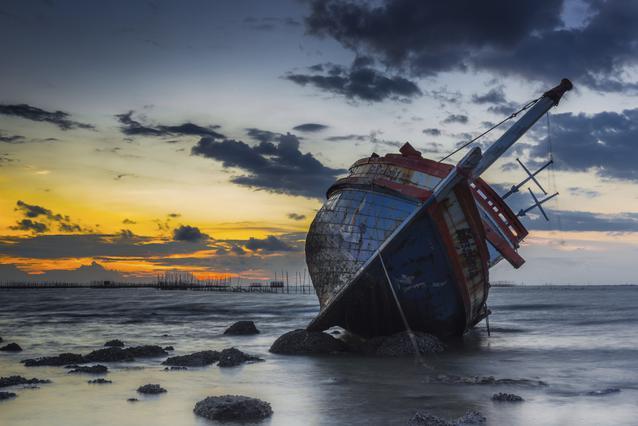 Ένα ναυάγιο σε βοηθά να κάνεις ενδοσκόπηση! Κάνε το τεστ