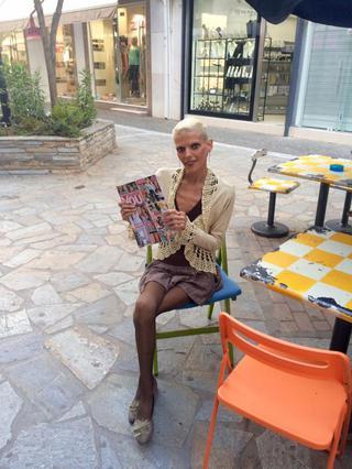 Σοκάρει η Νανά Καραγιάννη: Έφτασε ένα βήμα πριν το θάνατο