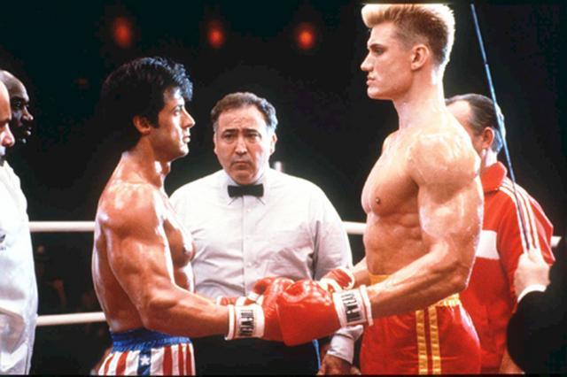 Ρόκι Νο 4: Η γιγαντομαχία  21 χρόνια μετά [photo]