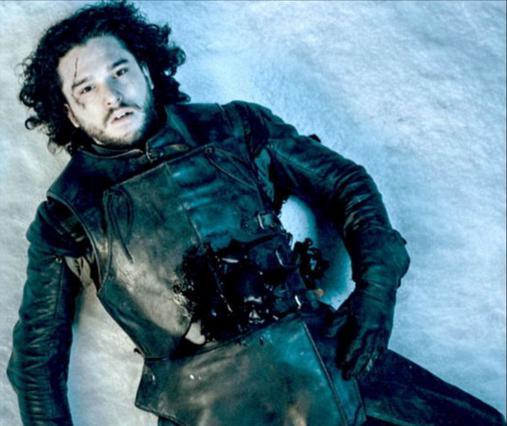 Game of Thrones: Η μοίρα του  Τζον Σνόου  αποκαλύφθηκε και επίσημα