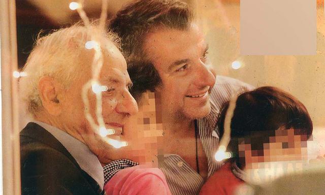 Λιάγκας: Το μήνυμα για τον πατέρα του  ραγίζει  καρδιές! [photo]