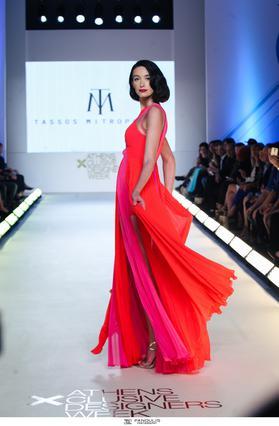Δυναμικά συνεχίζεται η 19η Athens Xclusive Designers Week