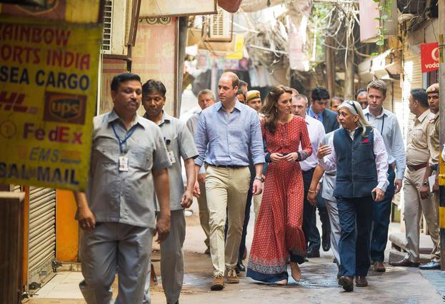 Συναγερμός: Στο στόχαστρο του ISIS η πριγκιπική επίσκεψη στην Ινδία;