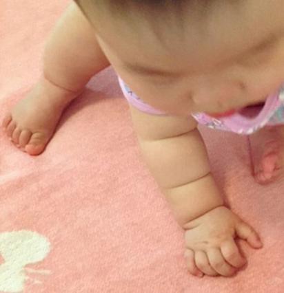 Τα χεράκια των μωρών συγκρίνονται με φραντζολάκια! (Photos)