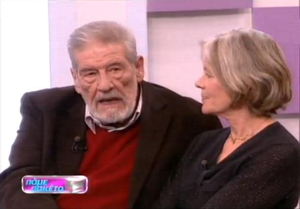 Όταν ο Γιάννης Βόγλης συνάντησε την Αnne Lonnberg στο  Πάμε Πακέτο ... [vds]