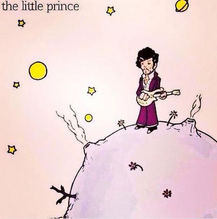 Prince: Το απίθανο σκίτσο που έχει κάνει τον γύρο του διαδυκτίου